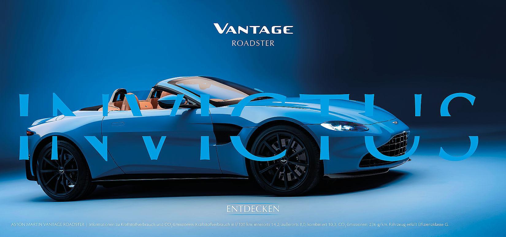 Herzlich Willkommen Bei Aston Martin In Kronberg